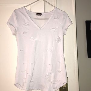 Ripped t shirt